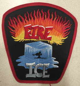 Fire & Ice Patch