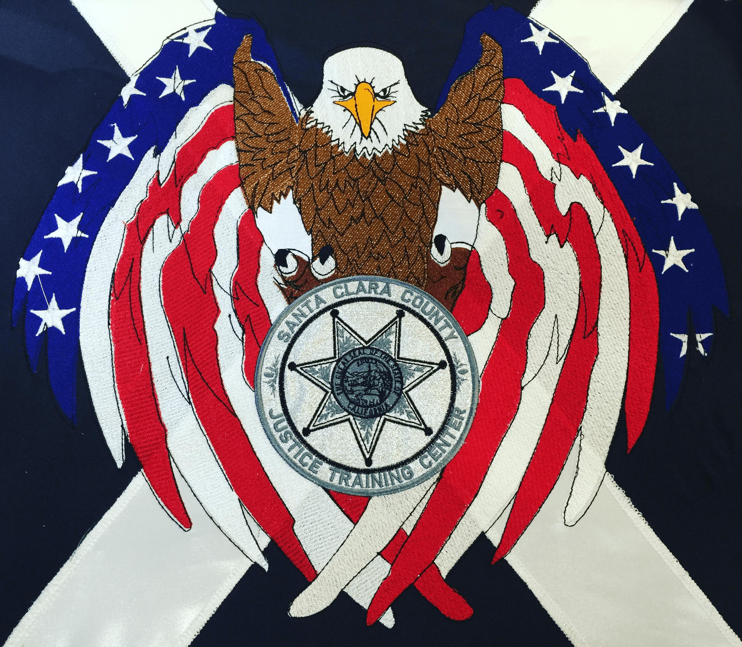 Police Academy Flag